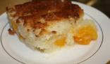 Peach Cobbler – Cajun Style